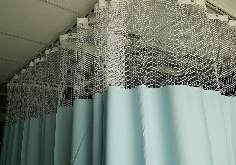 Double Patient Room