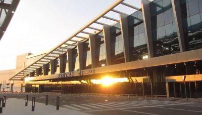 cairo airport tb2